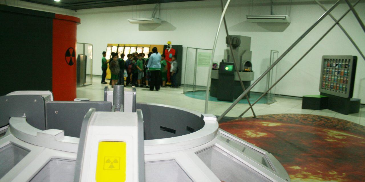 Museu Ciência e Vida promove Energia Nuclear