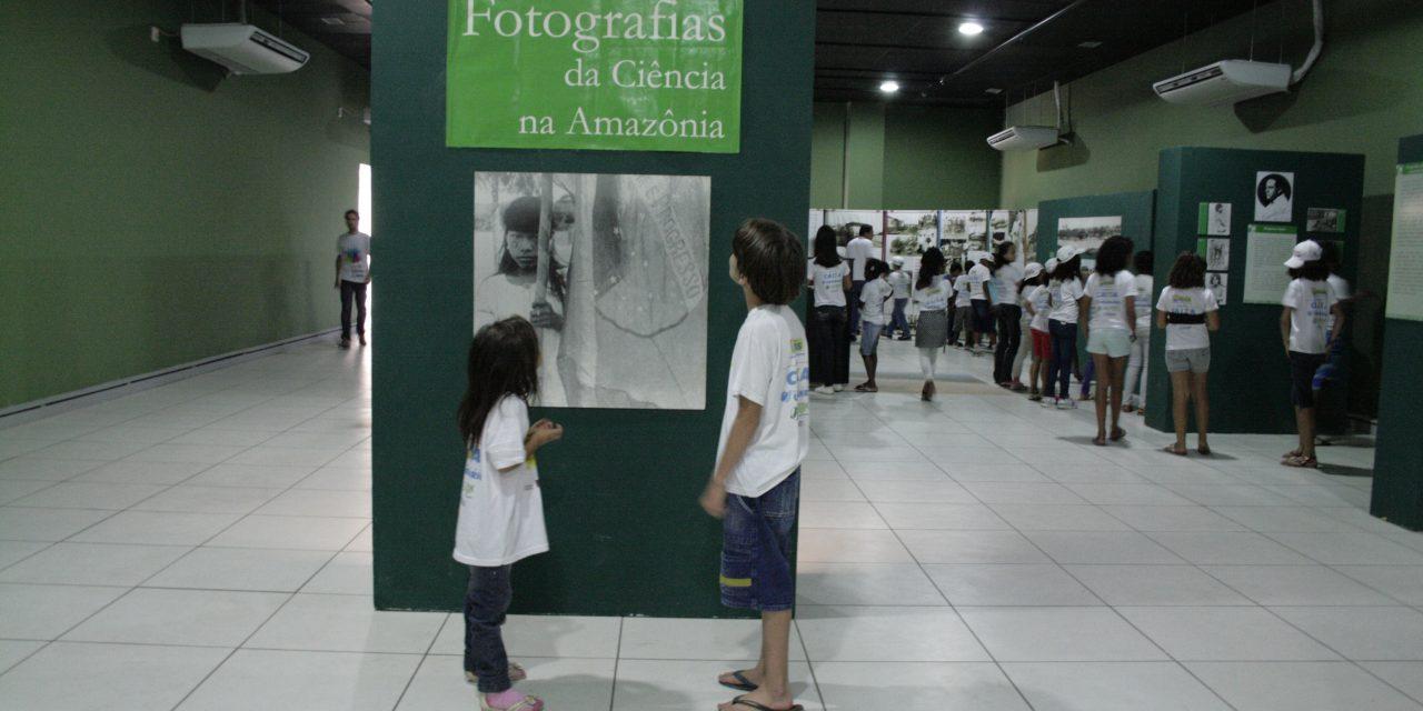 O Museu Ciência e Vida revela detalhes de uma expedição científica pela Amazônia.