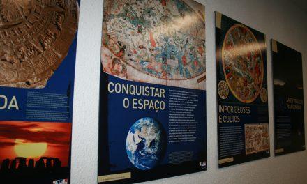 """""""Céu,  espelho das Culturas"""" no Museu Ciência e Vida"""