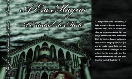 Evento de lançamento do livro: A Era Magno –  A catedral do Medo