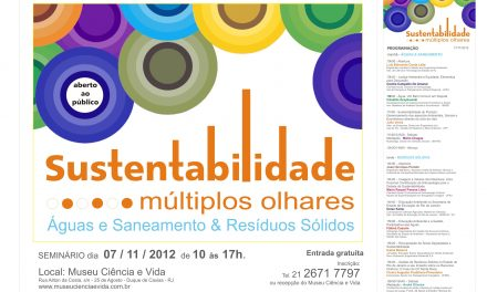 SUSTENTABILIDADE: MÚLTIPLOS OLHARES