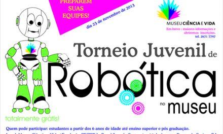 TORNEIO JUVENIL DE ROBÓTICA