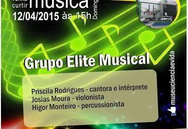 MPB clássica e moderna no Música no Museu