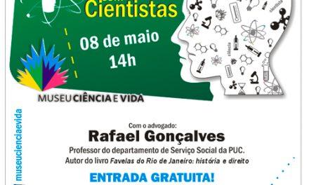 De Frente com Cientistas com o advogado e historiador Rafael Soares Gonçalves