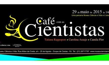 Café com as Cientistas