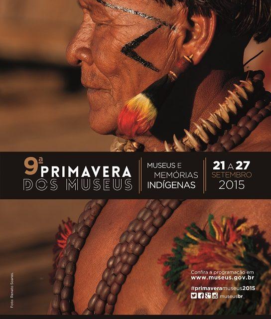 Cultura indígena é celebrada na 9ª Primavera dos Museus