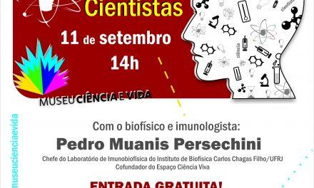 De Frente com Cientistas :: Pedro Muanis Persechini