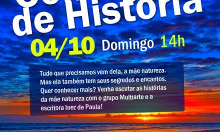 Contação de história no Museu!