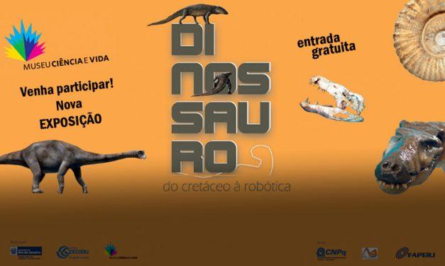 Dinossauro – do Cretáceo à robótica