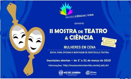 II Mostra de Teatro & Ciência