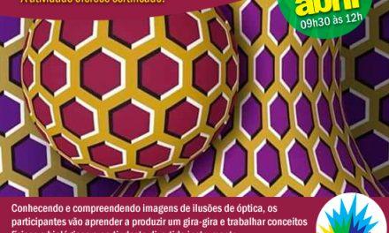 Oficina para professores – Ilusões de óptica