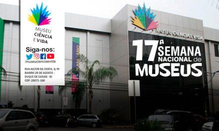 Oficinas na Semana dos Museus