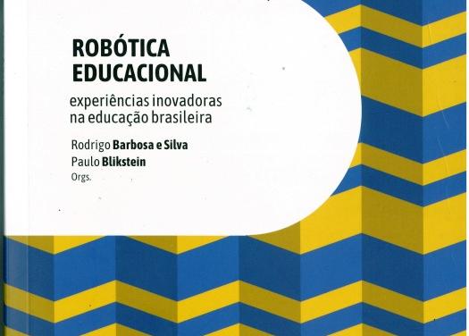 Livro sobre robótica traz experiência realizada por bolsista da Cecierj