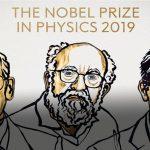Prêmio Nobel para cientistas que ajudaram a explicar o Universo
