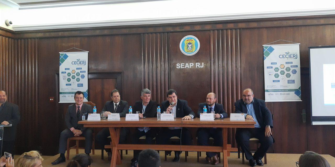 Fundação Cecierj recebe autoridades na inauguração do serviço de ouvidoria