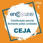Rede CEJA é responsável pelas Certificações Parciais do Encceja