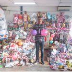 Fundação Cecierj recolhe mais de 2 mil brinquedos para campanha de Natal