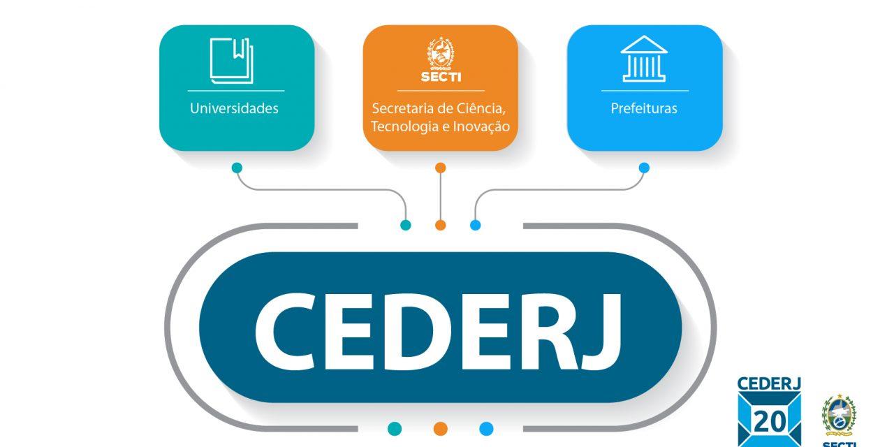 Conheça a organização do Consórcio Cederj