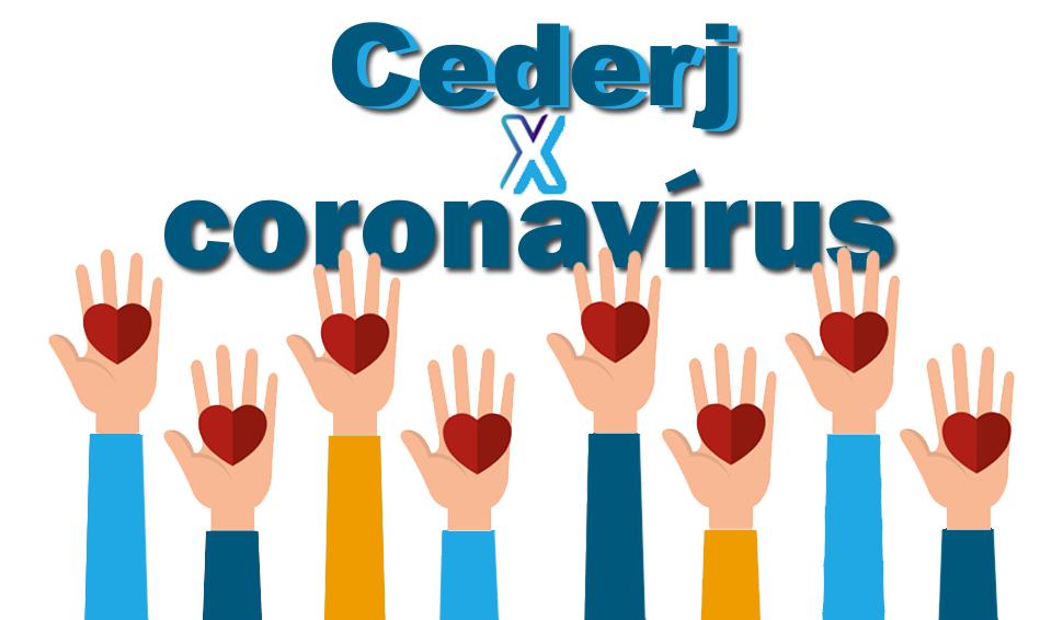 Coronavírus: Informações sobre o Cederj durante a quarentena