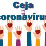 Coronavírus: Informações sobre o Ceja durante a quarentena