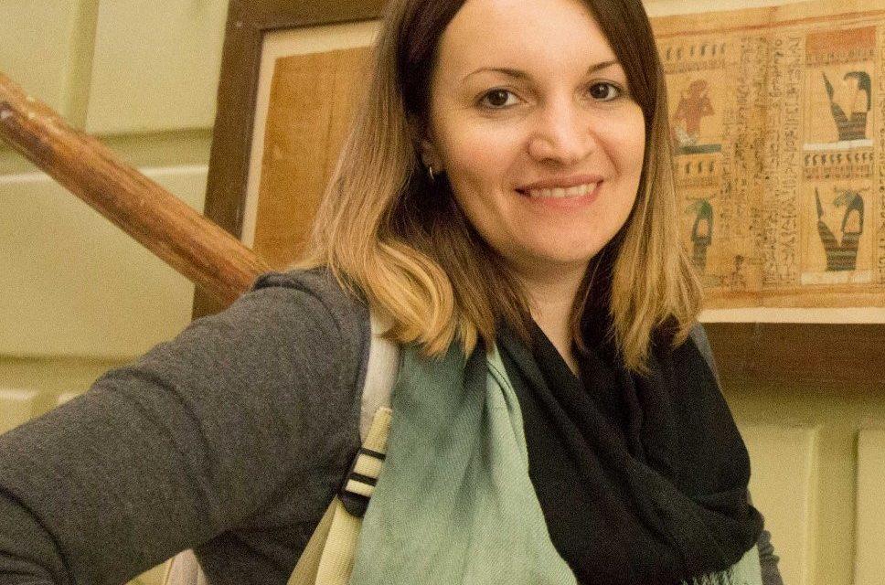 Ex-aluna do Cederj é coordenadora da graduação que a formou
