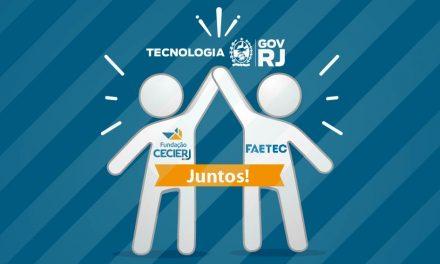 Coronavírus: Cecierj e Faetec fazem parceria para Educação Básica