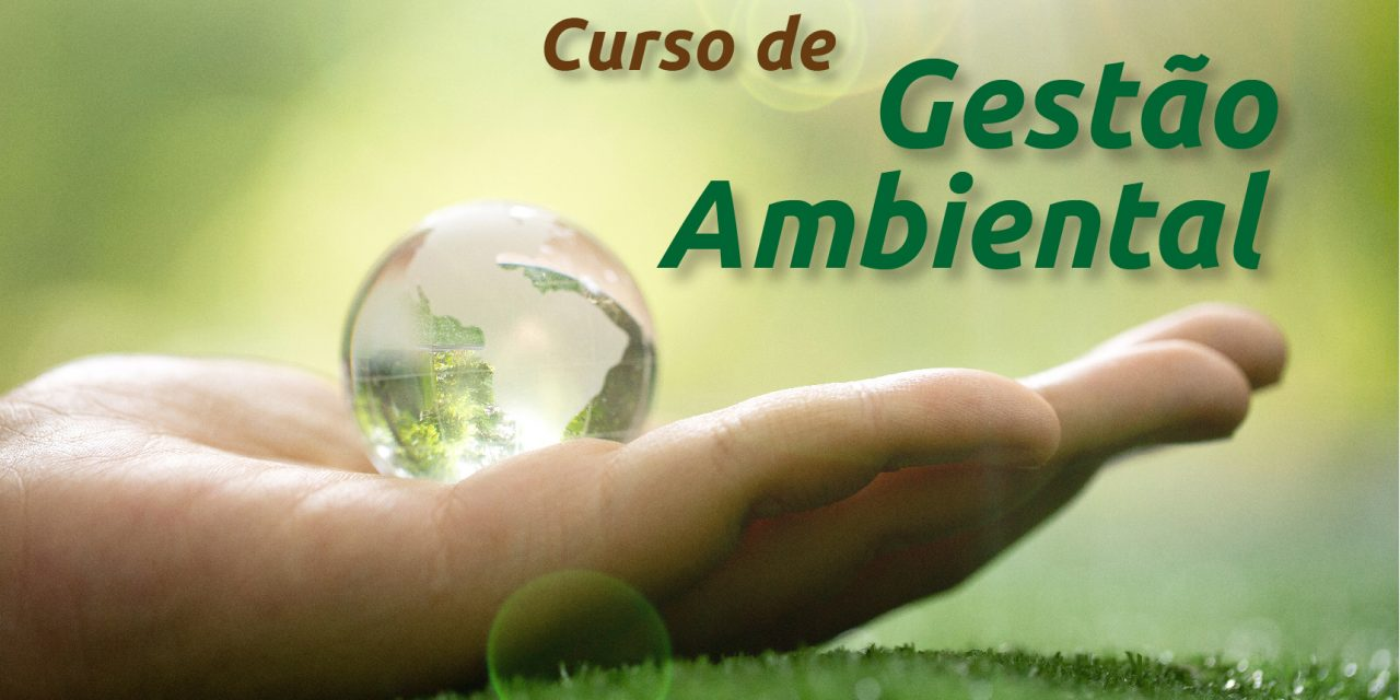 Fundação Cecierj oferece curso on-line de Gestão Ambiental
