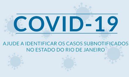 SECTI lança questionário para identificar subnotificação de COVID-19