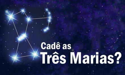 Cadê as Três Marias? Saiba mais sobre as estrelas olhando para o céu