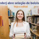 CEDERJ: Inscrição aberta para concessão de bolsas a professores universitários