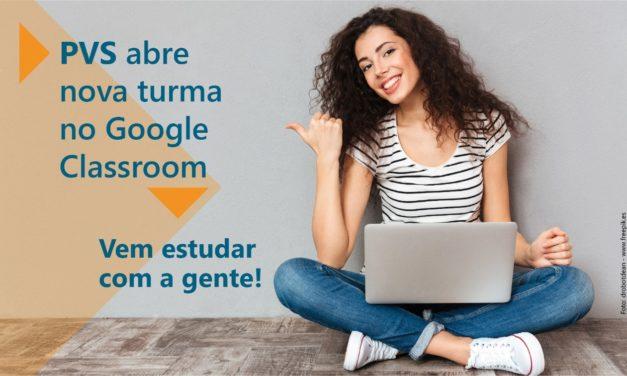 Pré-vestibular social abre nova turma no Google ClassRoom