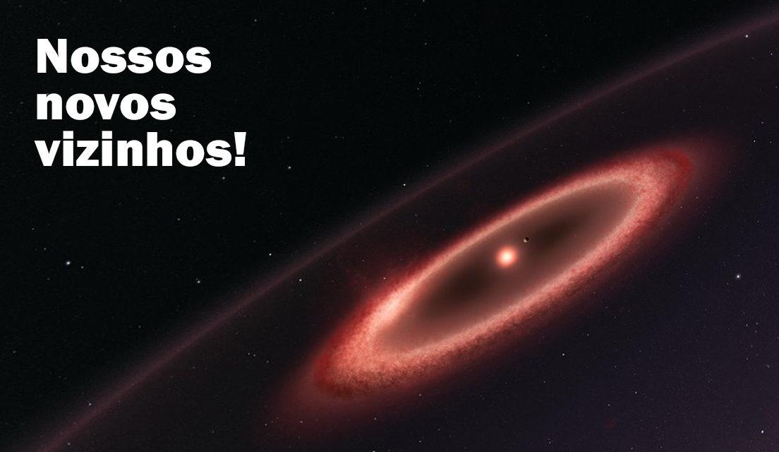 Nossos novos vizinhos: os chamados exoplanetas