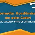Jornadas Acadêmicas online do Cederj têm grande participação de estudantes