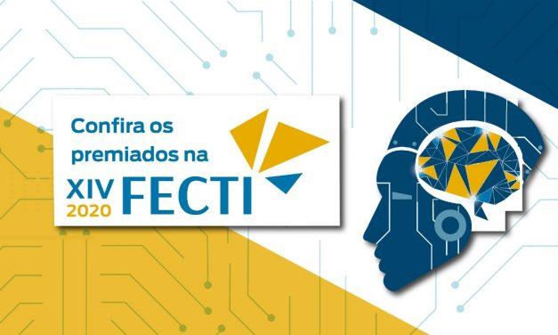 FECTI divulga a lista de premiados da XIV edição do evento