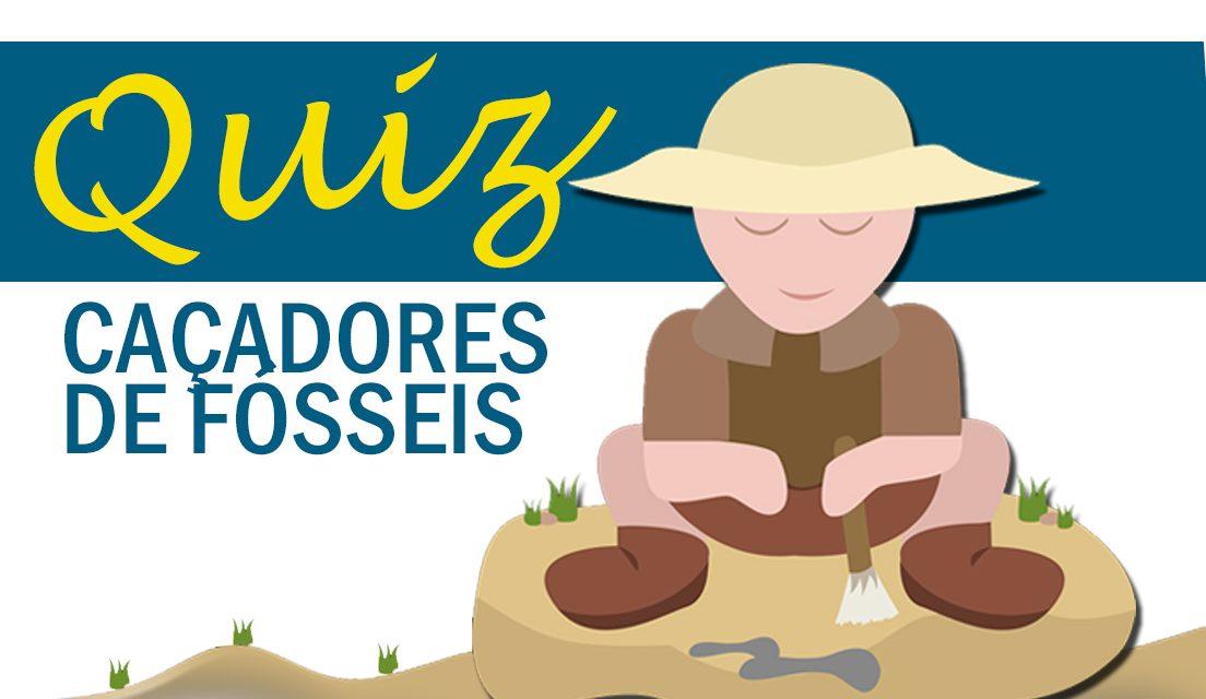 Jogue este quiz e experimente a aventura de ser paleontólogo