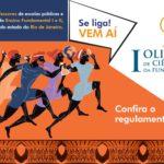 Fundação Cecierj divulga o regulamento da I Olimpíada de Ciência & Arte