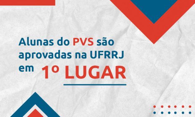 Pré-Vestibular Social de Três Rios aprova duas alunas em primeiro lugar no Sisu 2021