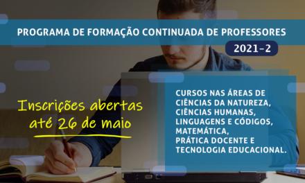 Fundação Cecierj abre mais de seis mil vagas para Formação Continuada de Professores
