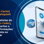 A Fundação Cecierj está agora no Telegram!