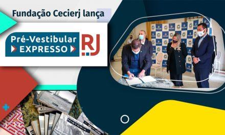 Fundação Cecierj lança Pré-Vestibular Expresso