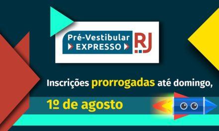 Prorrogadas as inscrições para o Pré-Vestibular Expresso da Fundação Cecierj