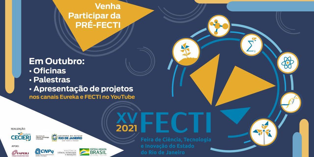 Não perca a Pré-FECTI! Confira mais detalhes dessa iniciativa que vai acontecer nesse mês de outubro