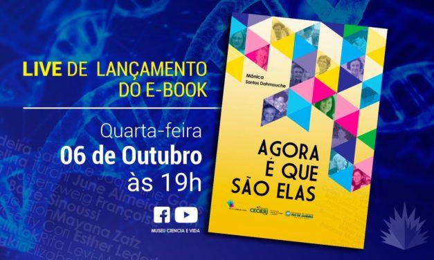 Livro lançado pela Fundação Cecierj conta história de cientistas que contribuíram para a área de saúde